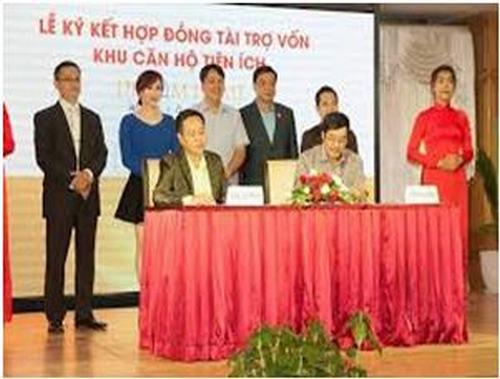 Ký kết với ngân hàng BIDV hỗ trợ gói 30.000 tỷ cho khách hàng